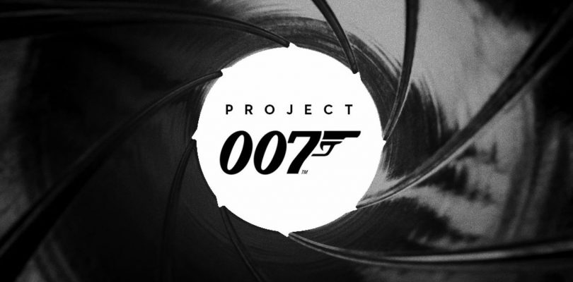 Project 007 Is A New James Bond Game From Hitman Developer IO Interactive