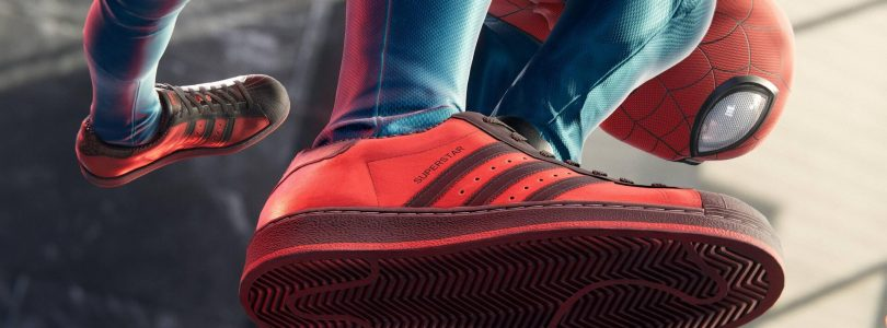 These Limited-Time Miles Morales Adidas Sneakers Are Slick