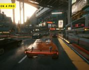 CD Projekt Red Shows Off Cyberpunk 2077 Running On PS4 Pro And PS5