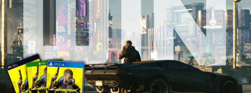 Win One Of Three Copies Of Cyberpunk 2077 On The Platform Of Your Choice