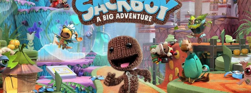 Sackboy: A Big Adventure Review