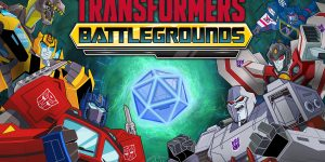 Transformers: Battlegrounds Review