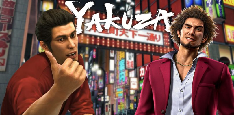 Sega To Host Yakuza Series 15th Anniversary Livestream