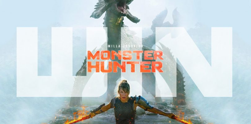 Win One Of 10 Double Passes To See The Monster Hunter Film