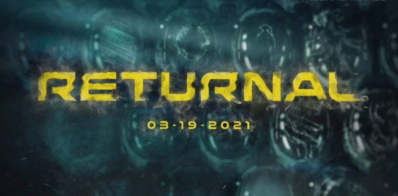 PS5 Exclusive Returnal Is Launching In March 2021